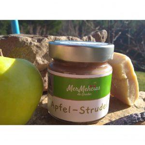 mermelada de strudel de manzana atudespena