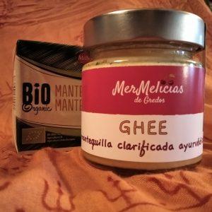 ghee artesanal mantequilla atudespensa