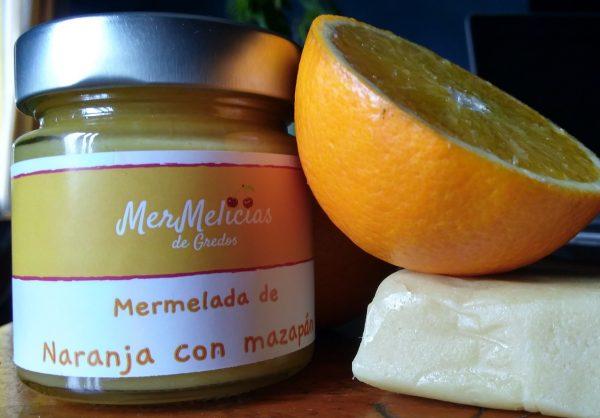 mermelada naranja mazapan atudespensa