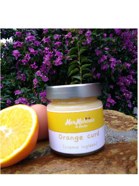 orange curd o crema inglesa de naranja atudespensa