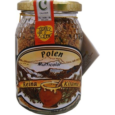 polen de abeja española