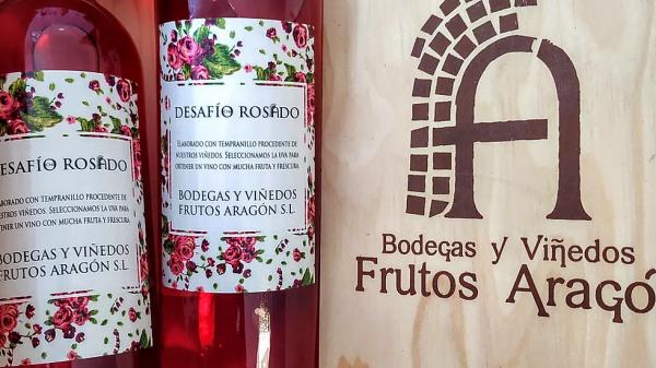 Desafio Rosado 2019 vino Ribera del Duero en aTuDespensa