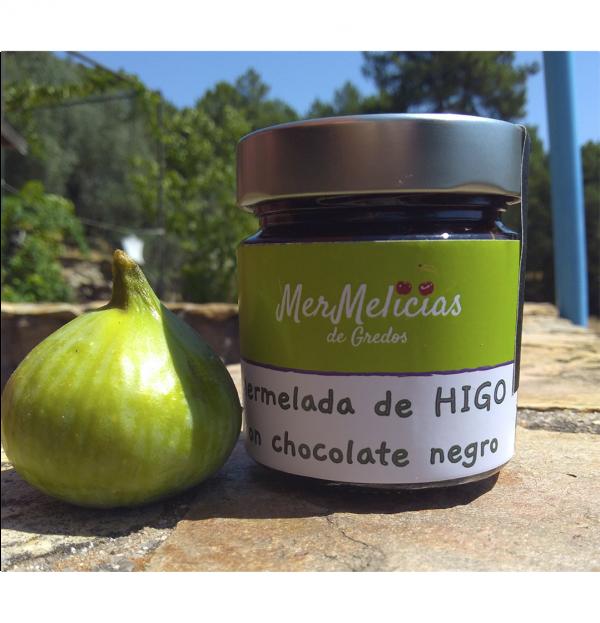 mermelada de higo con chocolate negro atudespensa