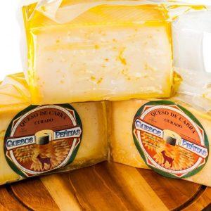 queso añejo de cabra en aceite queseria peñitas