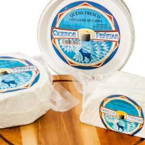 queso fresco de cabra queseria peñitas