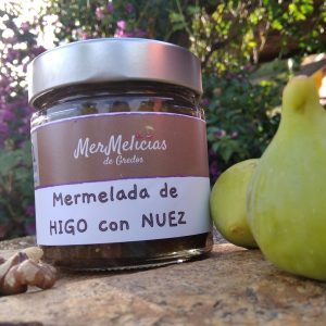 mermelada de higos con nueces